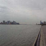 Downtowns NYC and JC
